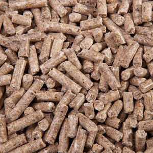 Ukraine Wheat Bran Pellet